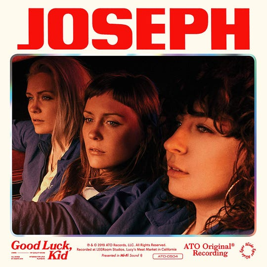 """Good Luck, Kid"" by Joseph"