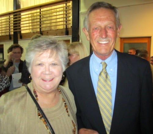 Judy and Bill Vaughan