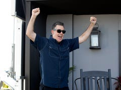 With nothing but bourbon, comedian Adam Carolla bartered his way 180 miles across Kentucky
