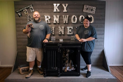 Kentucky Dog Kennels From Louisville Couple Are Works Of Art