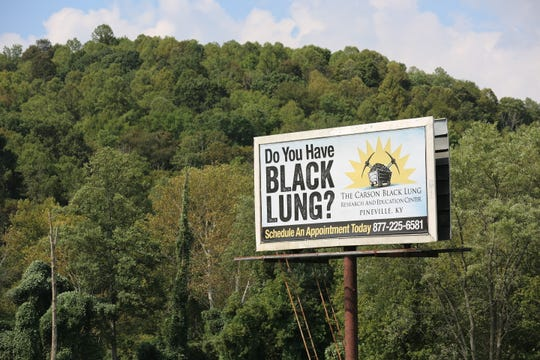 Harlan County, Kentucky has been hit hard since hundreds of coal miners were laid off July 1. Miners have blocked a coal train since July 29 seeking backpay from bankrupt former employer Blackjewel.