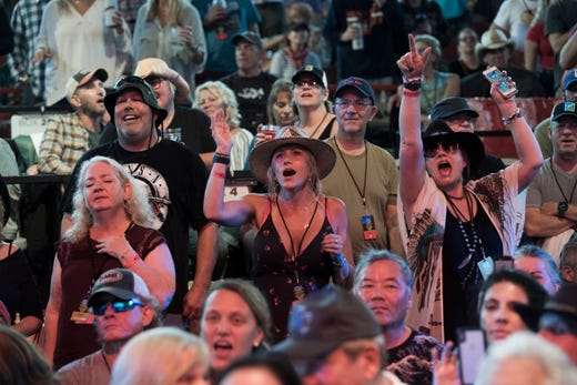 The music of Farm Aid 2019: Willie Nelson, Neil Young and friends keep on message, and in the music