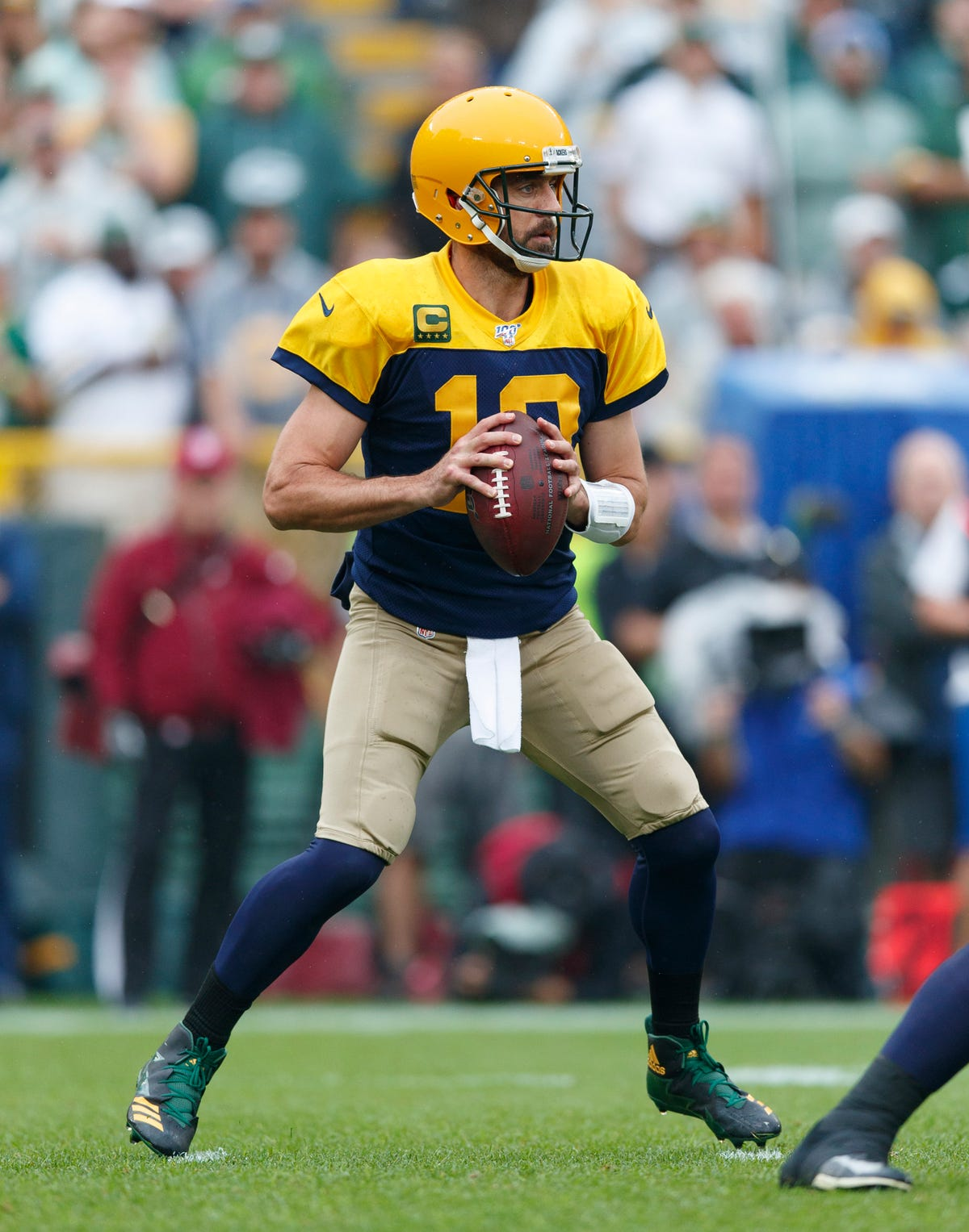 the best attitude 36171 175a9 Packers' throwback uniforms: Twitter says send them back to ...