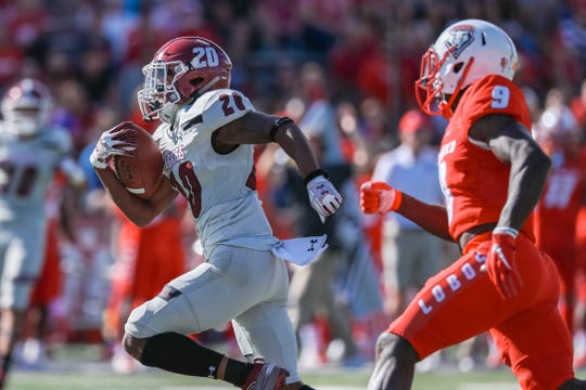 New Mexico State looks for its first win of the season on Saturday at Georgia Southern.