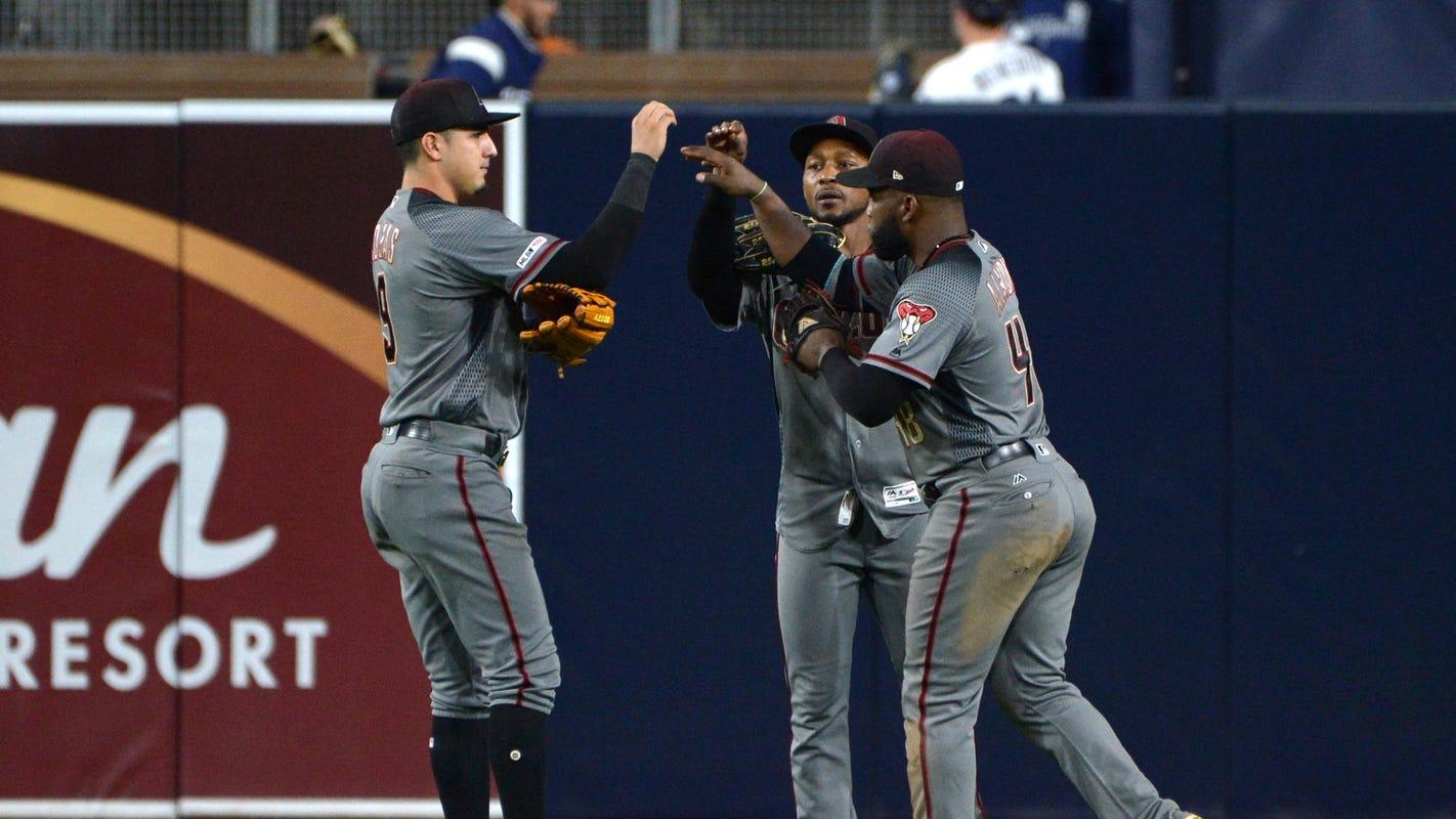 Diamondbacks beat Padres in Rod Barajas' managerial debut