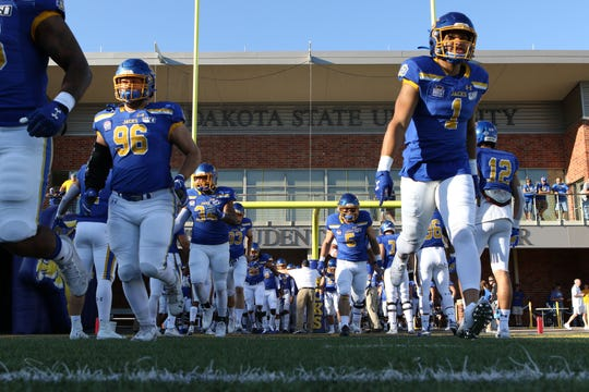 SDSU is 5-1 and ranked 3rd in the FCS polls.