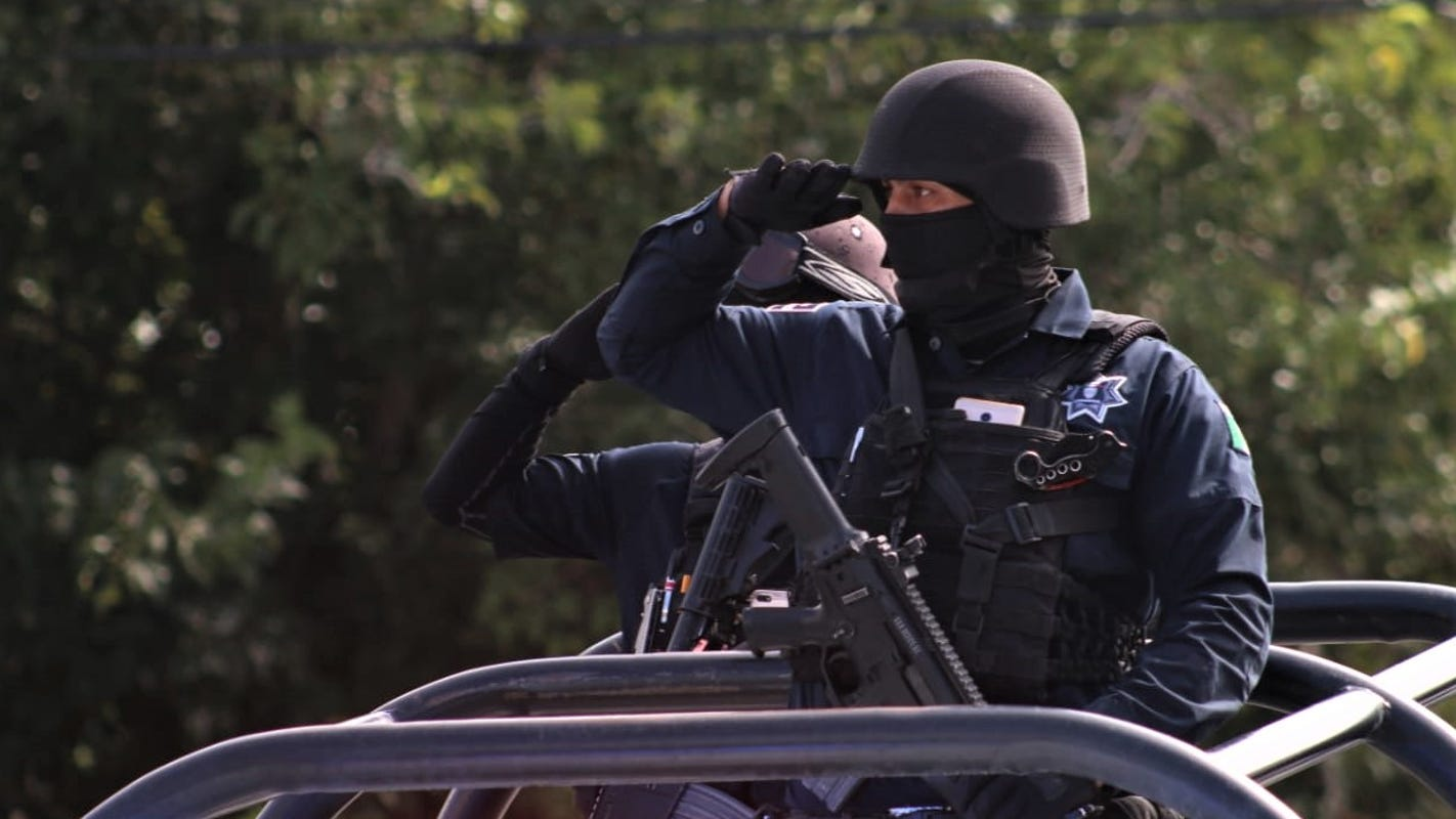 Furious gun battle between police, gunmen leaves several dead in southern Juárez, Mexico