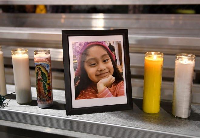 Dulce Maria Alavez of Bridgeton is still missing.