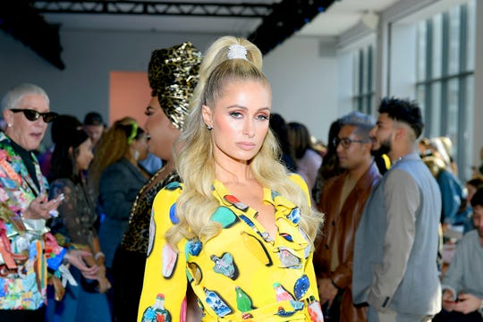 Paris Hilton is mourning the loss of grandfather Barron Hilton.