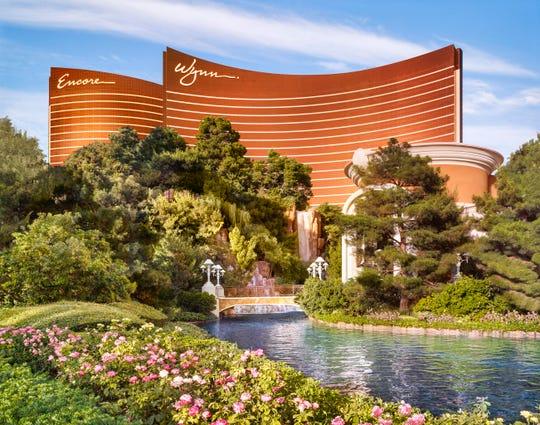 The massive Wynn resort houses a massive casino