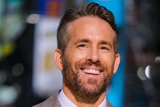 Ryan Reynolds teased that his two daughters are responsible for not looking his best in an Aviation Gin ad.