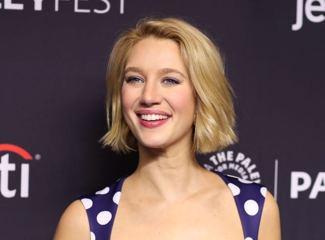 Yael Grobglas announced that she's going to be a first-time mom.