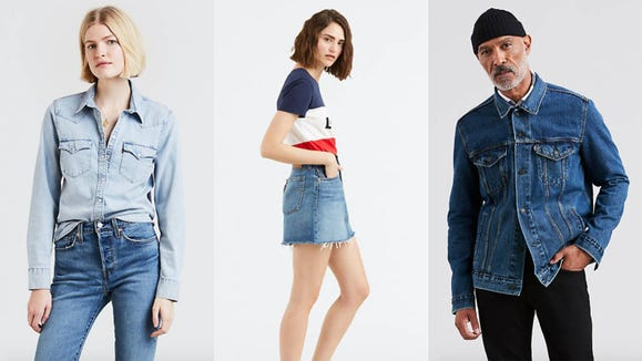 Get 30% off sitewide plus free shipping during the Levi's Friends and Family event happening now.