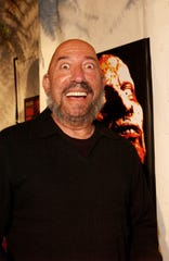 """Actor Sid Haig arrives at the Lionsgate Home Entertainment DVD release party of """"House of 1000 Corpses"""" at Club A.D. on Aug. 6, 2003 in Hollywood, California."""