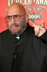 """Actor Sid Haig arrives to Spike TV's """"Scream Awards 2006"""" at the Pantages Theatre on Oct. 7, 2006 in Los Angeles, California."""