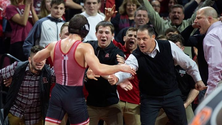 Rutgers wrestling: Scott Goodale given contract extension