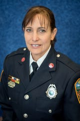 Assistant Fire Marshal Karen Shuart.