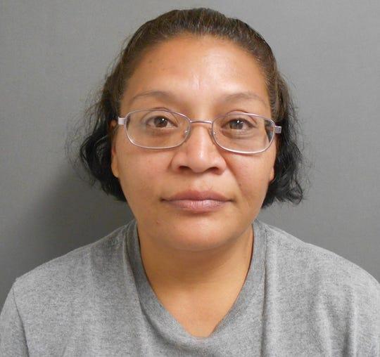 Michelle Perez, 43.