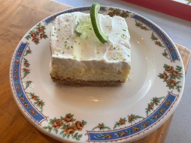 Can't escape to paradise? Get a taste at Local Links for National Key Lime Pie Day.