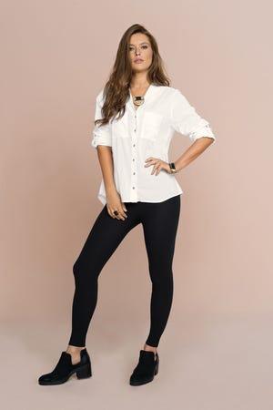 Leonisa integrates shapewear Into activewear.