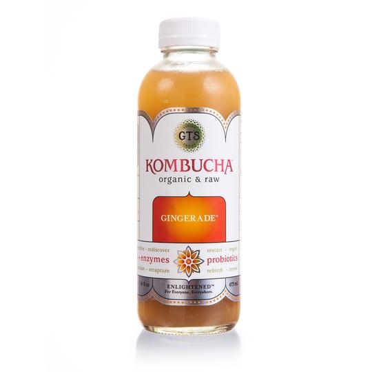 Gts Gingerade contains probiotics.