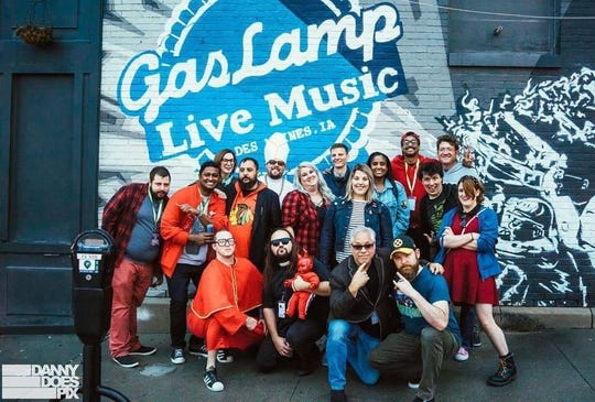 Beast Village Comedy Festival at Gas Lamp in Des Moines