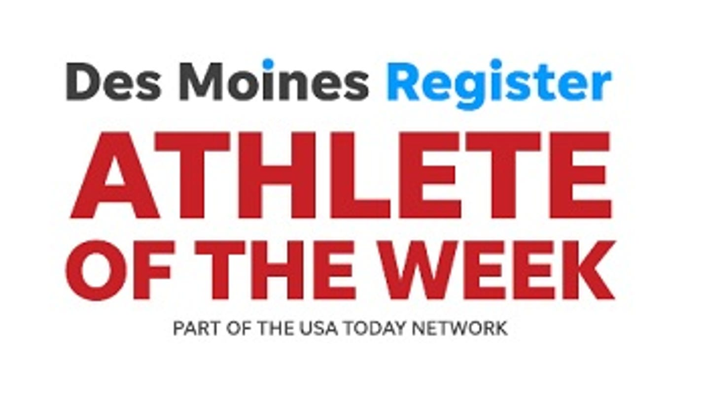 Here are the Des Moines Register's Athletes of the Week for Sept. 23-29