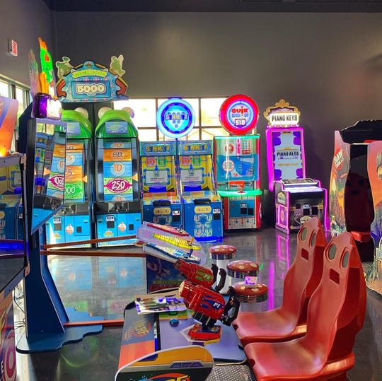Great Escape - The Ultimate Experience is adding 37 arcade games as part of an expansion to its facility. The expansion will open Friday.