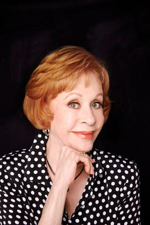 """Comedy legend Carol Burnett will appear at the Detroit Opera House on Sept. 29, 2019 to talk about her career and answer questions from the audience (as she did onthe  iconic CBS variety series """"The Carol Burnett Show."""""""