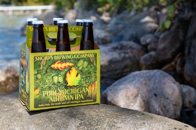 Short's, the popular northern Michigan craft brewery based out of Elk Rapids, has been delivered dockside to six Antrim County area families that lived on waterfront properties.