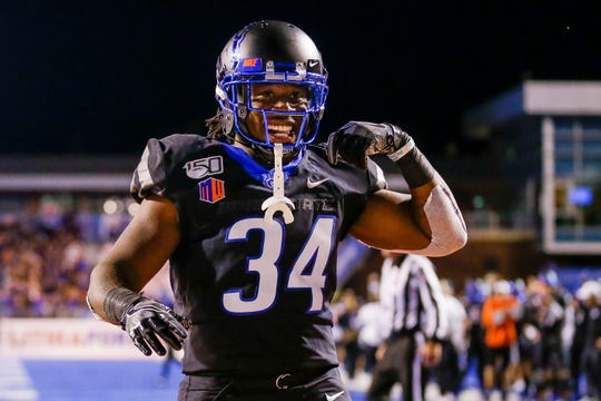 15. Boise State (4-0) | Last game: Defeated Air Force, 30-19 | Previous ranking: 21.