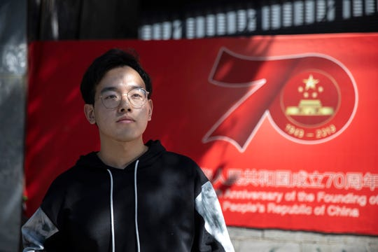 Chinese student Xiong Xiong, an electrical engineering student at Beijing Jiaotong University, said he hopes to pursue graduate-level studies in the U.S. But he is concerned about complications with the visa process and plans to apply also to schools in Britain.