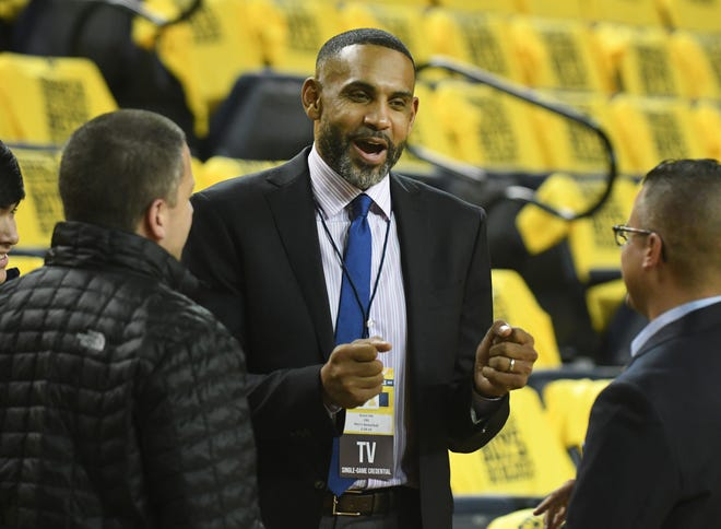 Former Pistons All-Star Grant Hill is part of the 10-person Michigan Sports Hall of Fame class for 2019.
