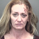 Evansville woman arrested, accused of hitting ER doc