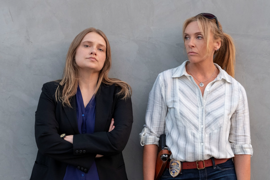 "In Netflix's new series, ""Unbelievable,"" Merritt Weaver and Toni Collette play Colorado detectives who crack a series of sexual assaults that start in Washington and ended in the Denver suburbs."