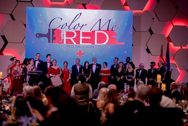 Red Ball 2019. Virgilio Valencia /For Pacific Daily News