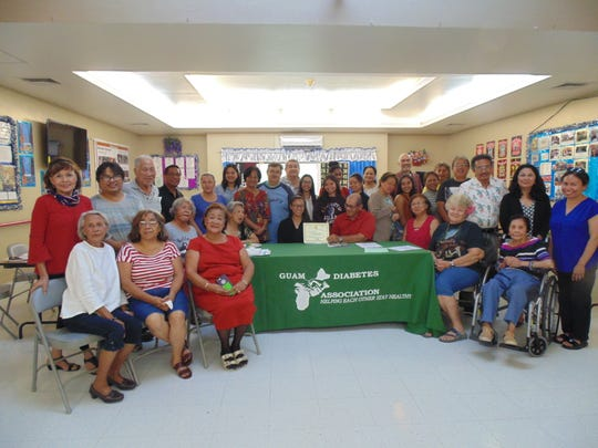 The Guam Diabetes Association hosted its free monthly diabetes education session on Sept. 10 at the Mangilao Senior Center. The guest speaker was Rosae Calvo, RDN, LD, licensed dietitian from Pay-Less Supermarkets.