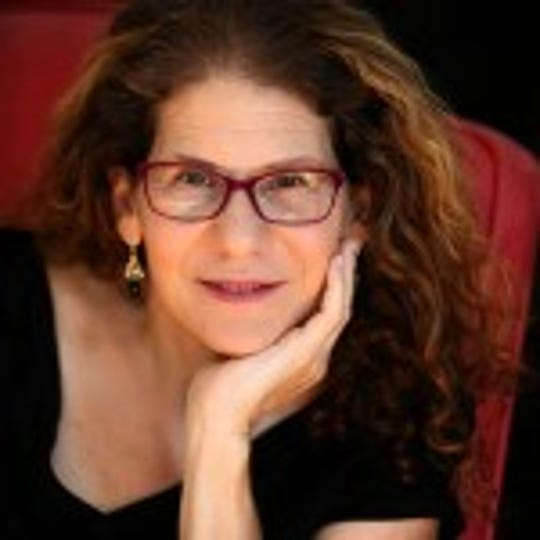 """Author of """"The Professor of Immortality"""" Eileen Pollack."""