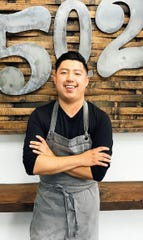 Ming Pu of 502 Bar &Bistro will participate in the James Beard Foundation's 2019 Taste America event.