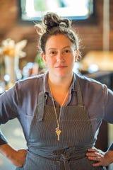 Sara Bradley is one of the headlining chefs at the James Beard Foundation's Taste America event.