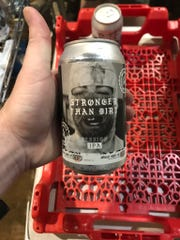 Memphis Made Brewing has created a pair of special beers for Gonerfest 16, including the Stronger Than Dirt IPA.