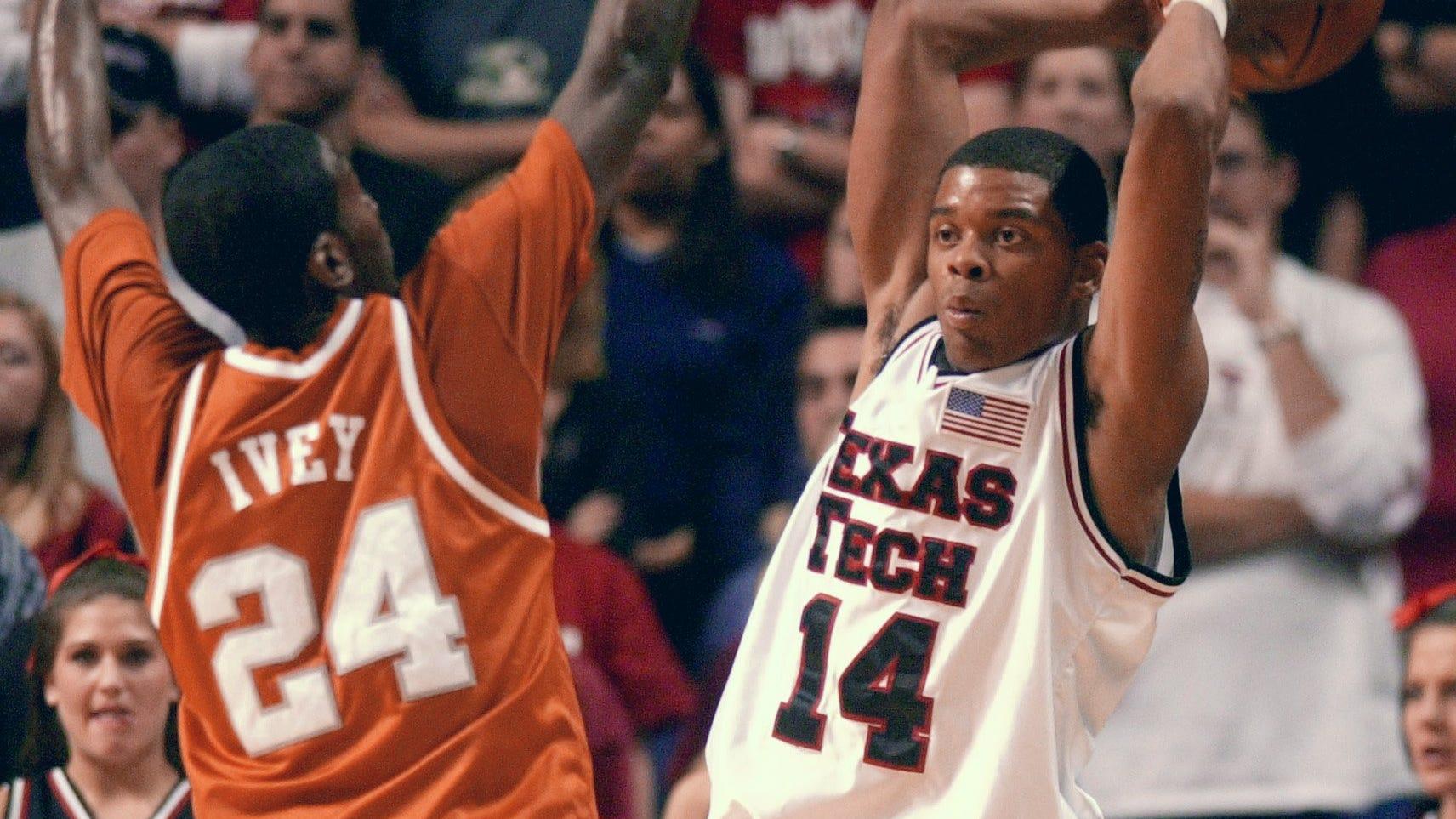 Former Texas Tech All America Basketball Player Andre Emmett Dead