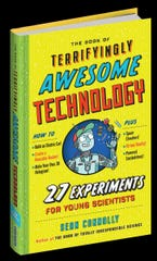 """The Book of Terrifyingly Awesome Technology"" by Sean Connolly."