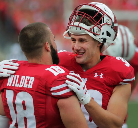 Redshirt junior Collin Wilder and redshirt sophomore Tyler Mais are among the candidates to start at safety against Northwestern.