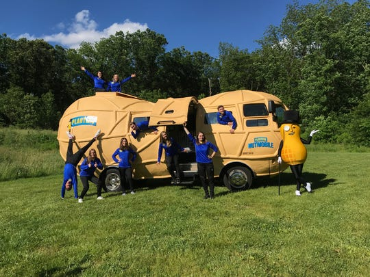 The Planters Peanut NUTmobile and Mr. Peanut is coming to Milwaukee in October.