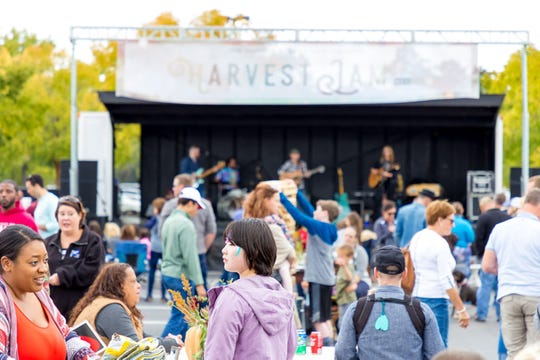 The Red Clay Strays will provide live music for the second Harvest Jam to be held on Oct. 26 from 11 a.m. to 2 p.m. at EastChase.