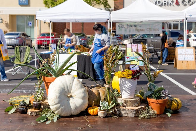 The second Harvest Jam will be held on Oct. 26 from 11 a.m. to 2 p.m. at The Shoppes at EastChase.