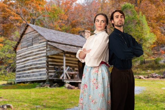 'Seven Brides for Seven Brothers' is now on stage at Springhouse Worship Center.