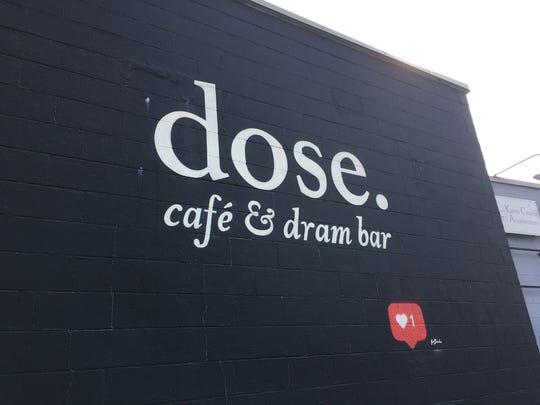 dose. coffee shop's East Nashville location