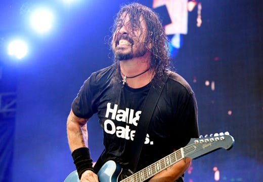 Foo Fighters help Pilgrimage Festival make a comeback